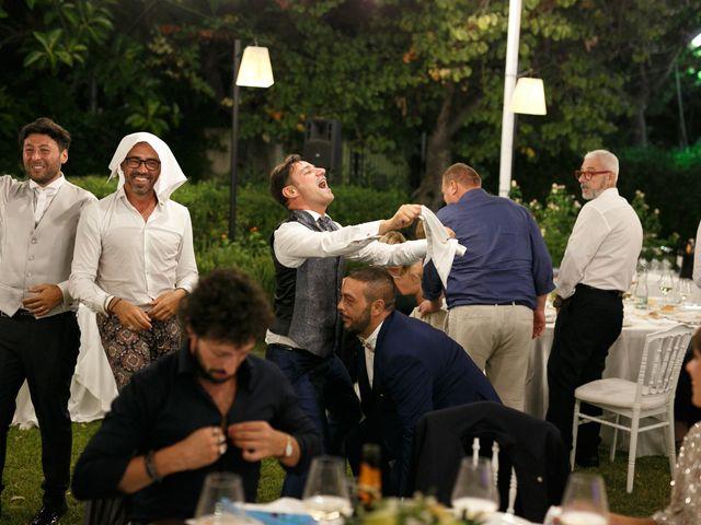 Il matrimonio di Marco e Piero a Taormina, Messina 173