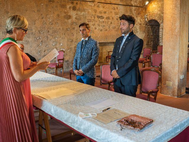 Il matrimonio di Marco e Piero a Taormina, Messina 189