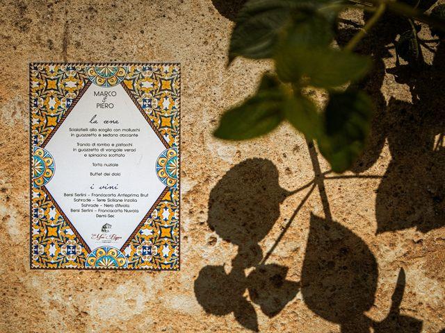Il matrimonio di Marco e Piero a Taormina, Messina 192