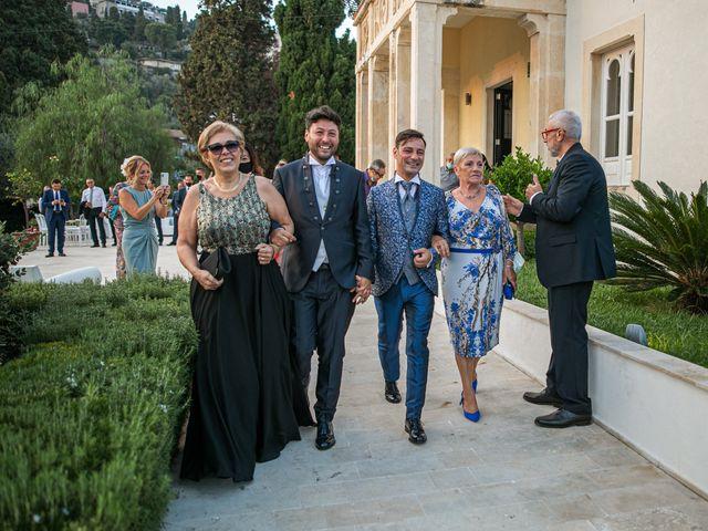 Il matrimonio di Marco e Piero a Taormina, Messina 200