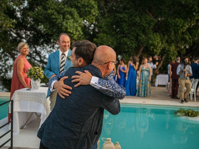 Il matrimonio di Marco e Piero a Taormina, Messina 201