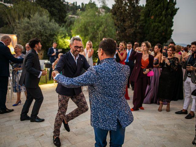 Il matrimonio di Marco e Piero a Taormina, Messina 205
