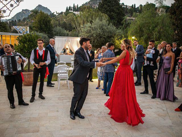 Il matrimonio di Marco e Piero a Taormina, Messina 206