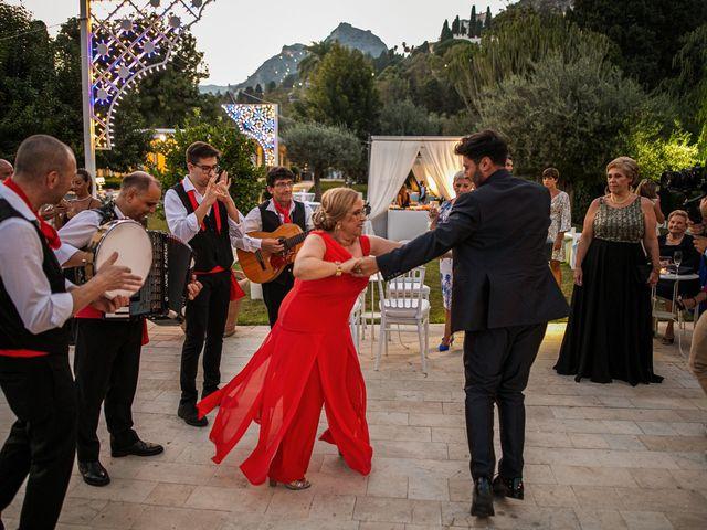 Il matrimonio di Marco e Piero a Taormina, Messina 207