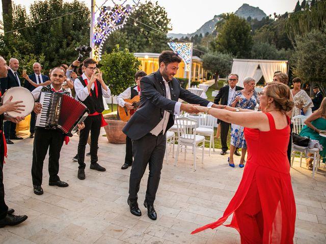 Il matrimonio di Marco e Piero a Taormina, Messina 208