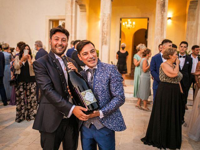 Il matrimonio di Marco e Piero a Taormina, Messina 209
