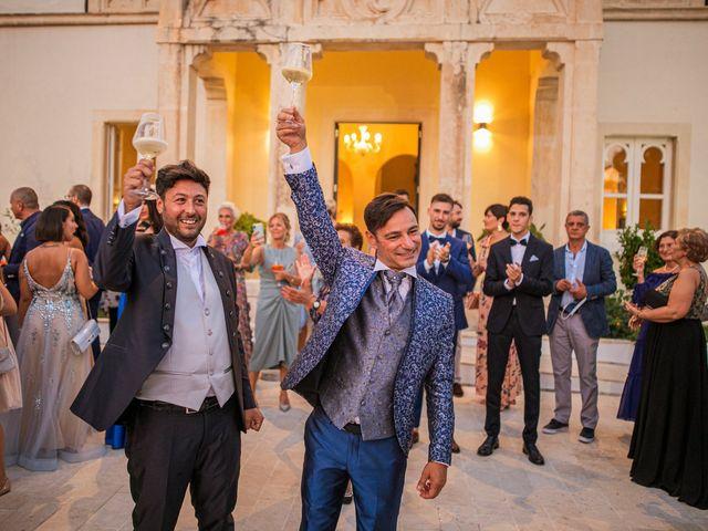Il matrimonio di Marco e Piero a Taormina, Messina 210