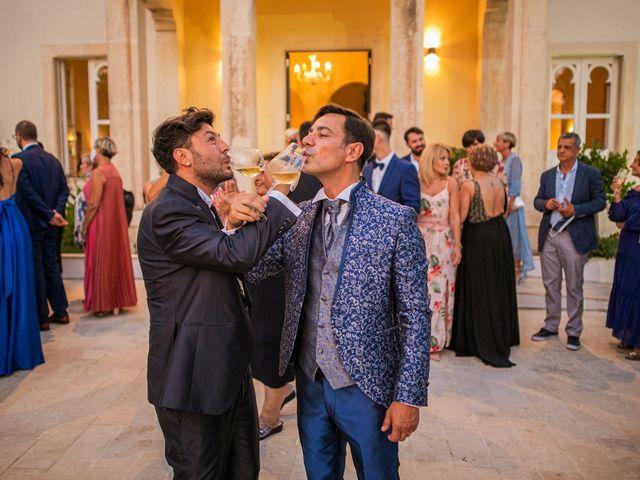 Il matrimonio di Marco e Piero a Taormina, Messina 211
