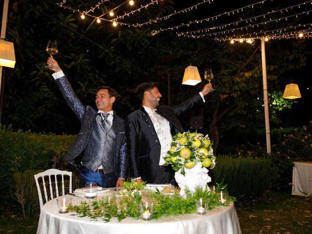 Il matrimonio di Marco e Piero a Taormina, Messina 214