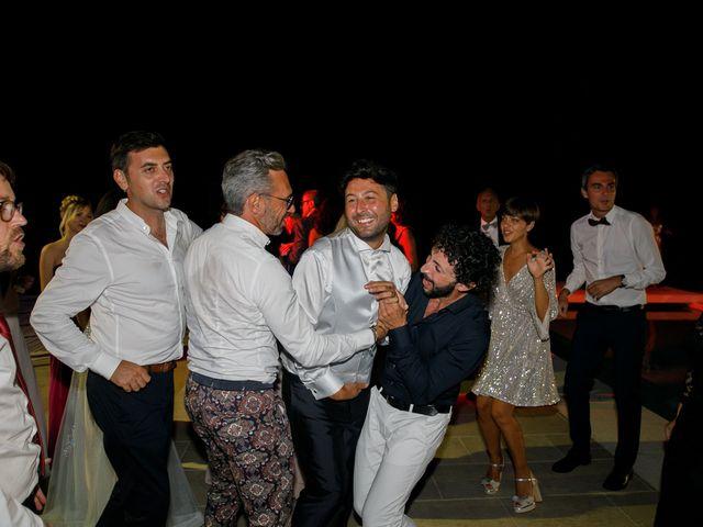 Il matrimonio di Marco e Piero a Taormina, Messina 218