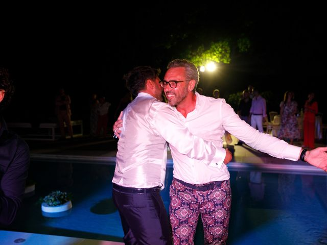 Il matrimonio di Marco e Piero a Taormina, Messina 223