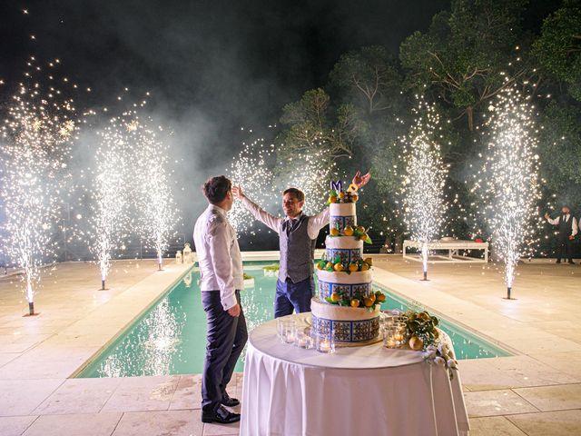 Il matrimonio di Marco e Piero a Taormina, Messina 228