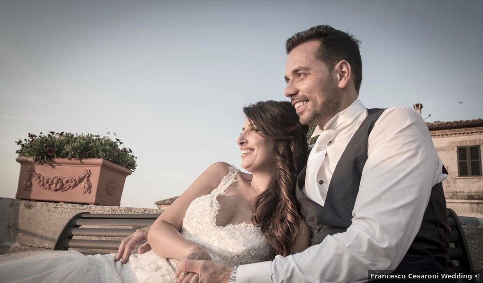 Il matrimonio di Michele e Anduela a Fermo, Fermo