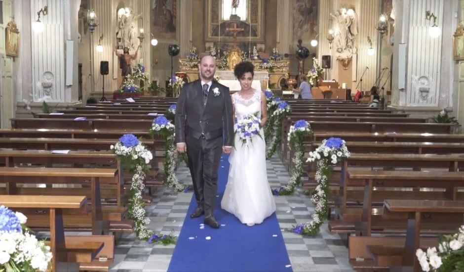 Il matrimonio di Elena e Marco a Penna San Giovanni, Macerata