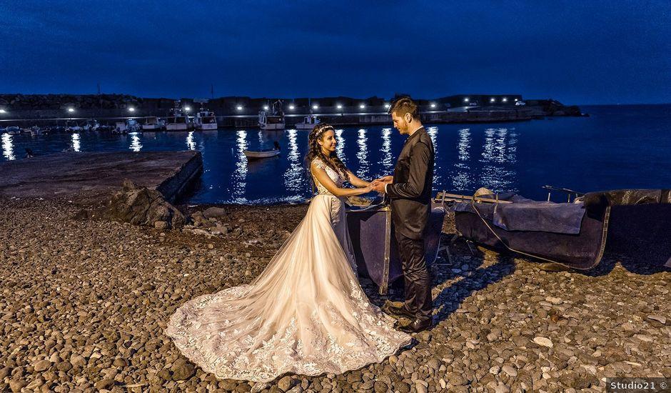 Il matrimonio di Fabrizio e Sonia a Acireale, Catania