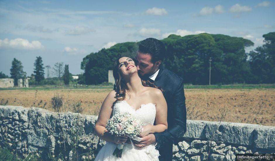 Il matrimonio di Ottavio e Paola a Galatone, Lecce