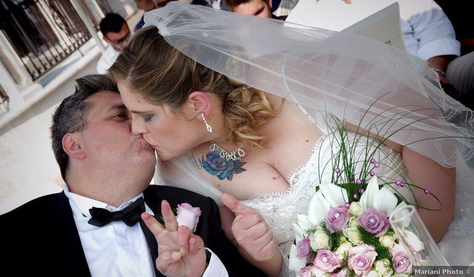 Il matrimonio di Marco e Nadia a Pandino, Cremona