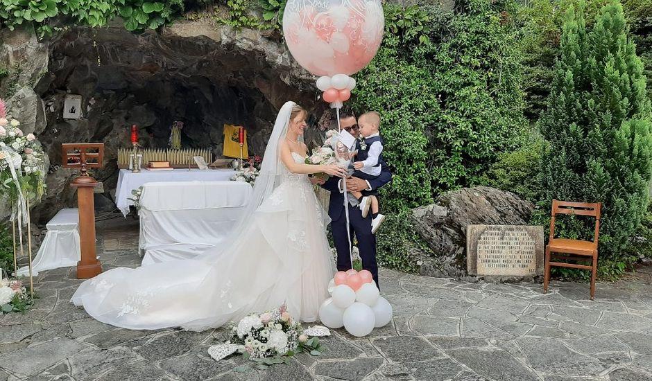 Il matrimonio di Giuseppe e Arianna a Colico, Lecco