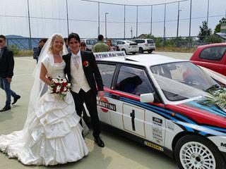 Le nozze di Michelle Raseni e Davide Casertano 1
