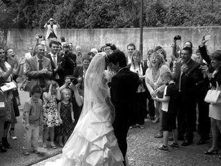 Le nozze di Michelle Raseni e Davide Casertano 2