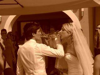 Le nozze di Michelle Raseni e Davide Casertano 3