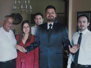 Le nozze di Giulia e Juan 1
