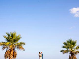 le nozze di Kim e Gianluca 2
