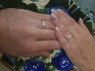 Le nozze di Dora e Salvatore