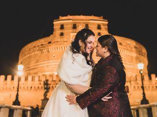 Le nozze di Chiara e Noemi