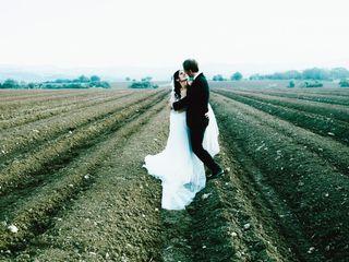 Le nozze di Giulia e Manolo
