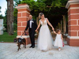 Le nozze di Maria Grazia e Antonio