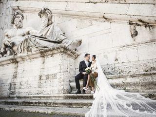 Le nozze di Puji e Enrico