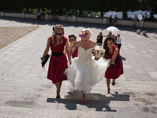 Il matrimonio di Denny e Serena a Osasco, Torino 2