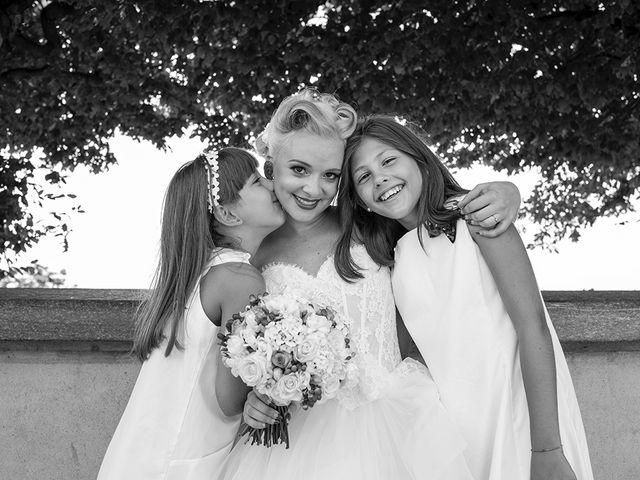 Il matrimonio di Denny e Serena a Osasco, Torino 5