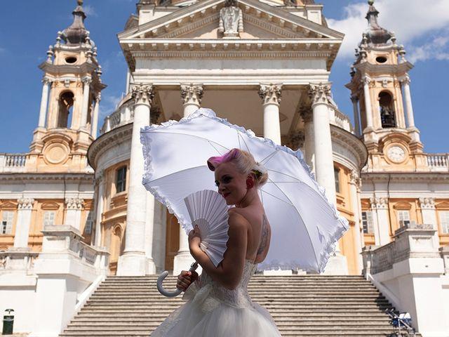 Il matrimonio di Denny e Serena a Osasco, Torino 6