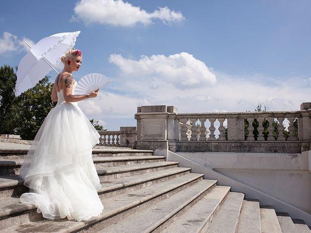 Il matrimonio di Denny e Serena a Osasco, Torino 7