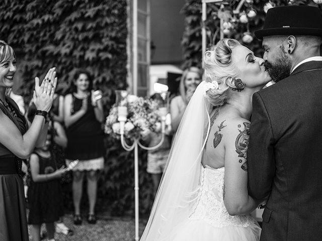 Il matrimonio di Denny e Serena a Osasco, Torino 19