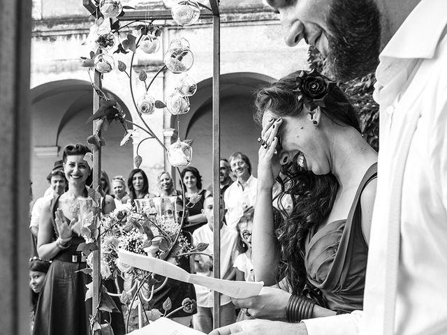 Il matrimonio di Denny e Serena a Osasco, Torino 20