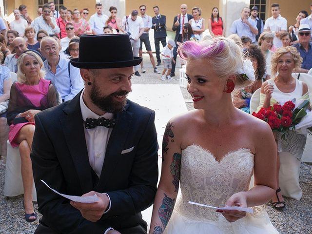 Il matrimonio di Denny e Serena a Osasco, Torino 22