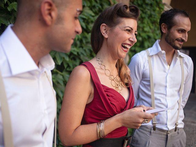 Il matrimonio di Denny e Serena a Osasco, Torino 24