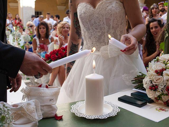 Il matrimonio di Denny e Serena a Osasco, Torino 25