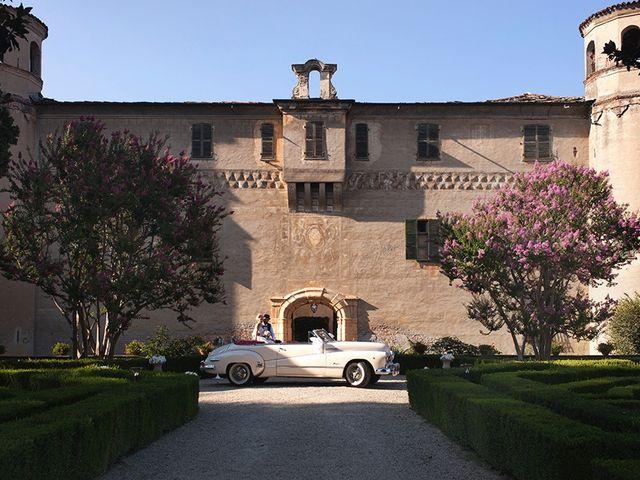 Il matrimonio di Denny e Serena a Osasco, Torino 28