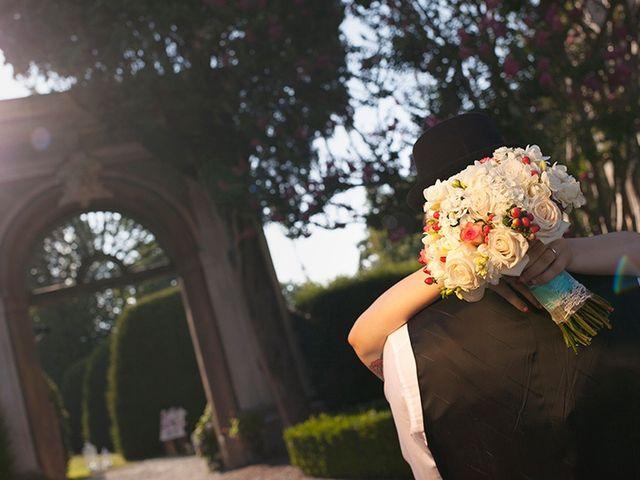 Il matrimonio di Denny e Serena a Osasco, Torino 31