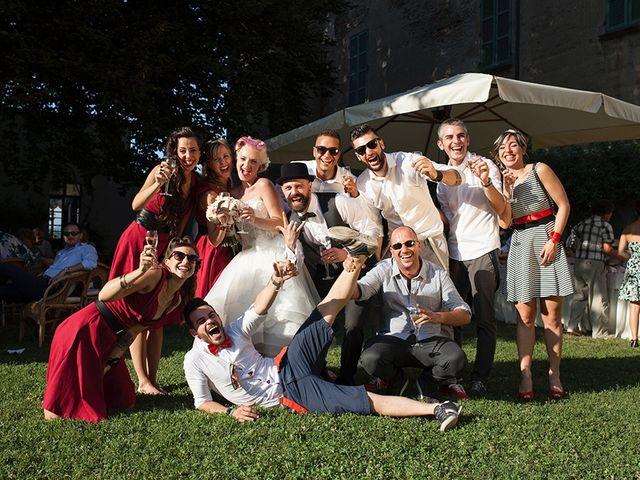 Il matrimonio di Denny e Serena a Osasco, Torino 32