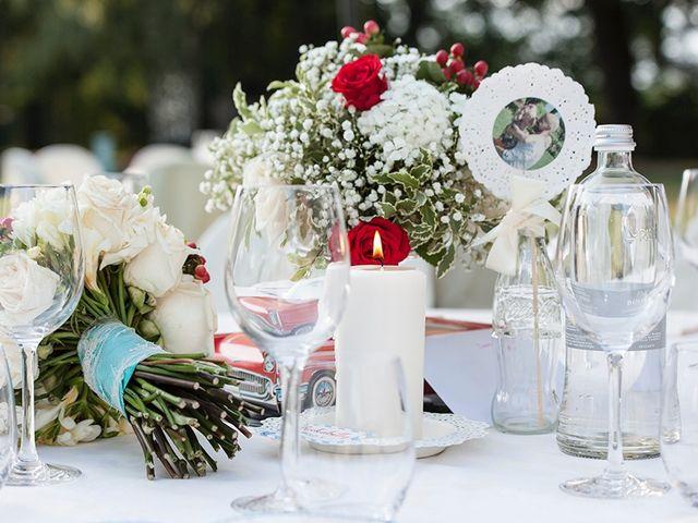 Il matrimonio di Denny e Serena a Osasco, Torino 36