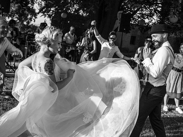 Il matrimonio di Denny e Serena a Osasco, Torino 39