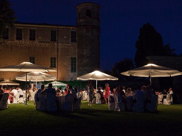 Il matrimonio di Denny e Serena a Osasco, Torino 41