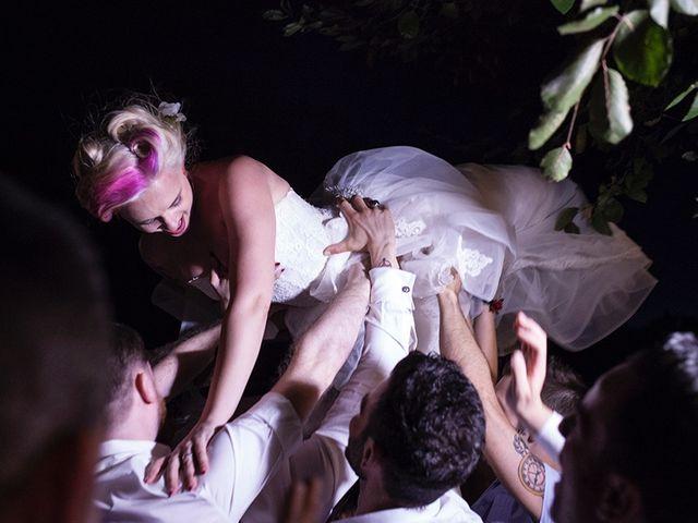 Il matrimonio di Denny e Serena a Osasco, Torino 45