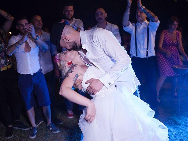 Il matrimonio di Denny e Serena a Osasco, Torino 46