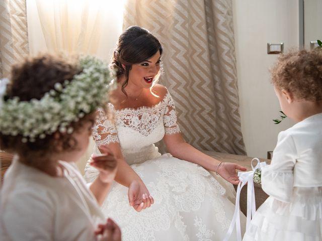 Il matrimonio di Fabio e Federica a Piazza Armerina, Enna 7